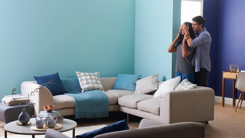 6 Aangename Kleurenschema S Om De Muren Van Je Woonkamer Te Restylen Verf In Alle Kleuren Voor Binnen En Buiten Flexa Flexa